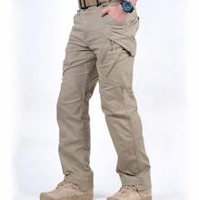 IX9 Militar Tactical Cargo Outdoor Pants Men Combat SWAT Army Training Military Pants Cotton Hunting Hike Outdoors Sport Trouser(China (Mainland))