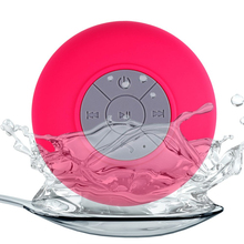 Portable Eitor Subwoofer Shower Waterproof Wireless Bluetooth Speaker Car Handsfree Call Music Suction For iPhone Samsung
