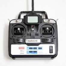 2.4Ghz 6CH Radiolink 6EX Transmitter Re FUTABA Receiver TX RX classic toy