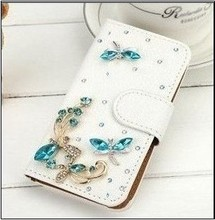 For Nokia E72 mobile phone bags mobile phone case diamond drill cover shell phone protective holster(China (Mainland))