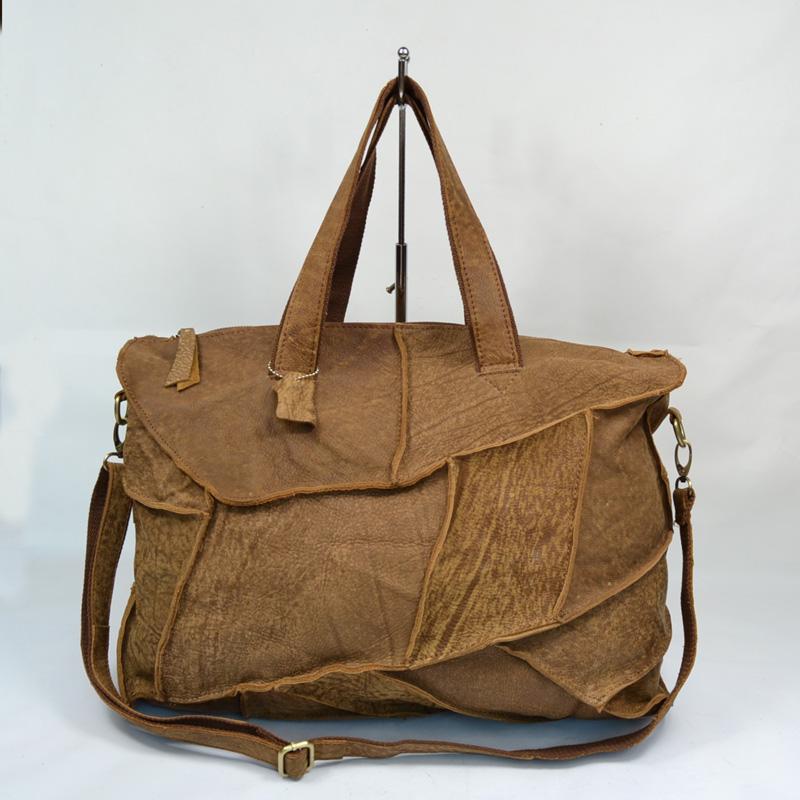 Designer Handbag Women Dumplings Bags Hobos Shoulder Tote Genuine Leather - Sberry Fashion store