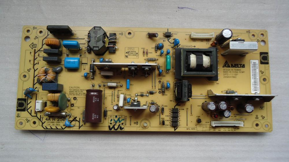 Free shipping! ! ! Original testing work ! KLV32BX205 power supply board DPS-111BP 2950247803 LTY320AP04 shipping(China (Mainland))