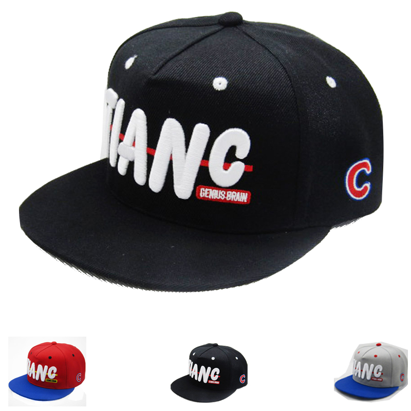 2016 Fashion Baseball Cap Snapback Adult Acrylic Letters Casquette De Marque Polo Cap Hip Hop Hat for Men and Women(China (Mainland))