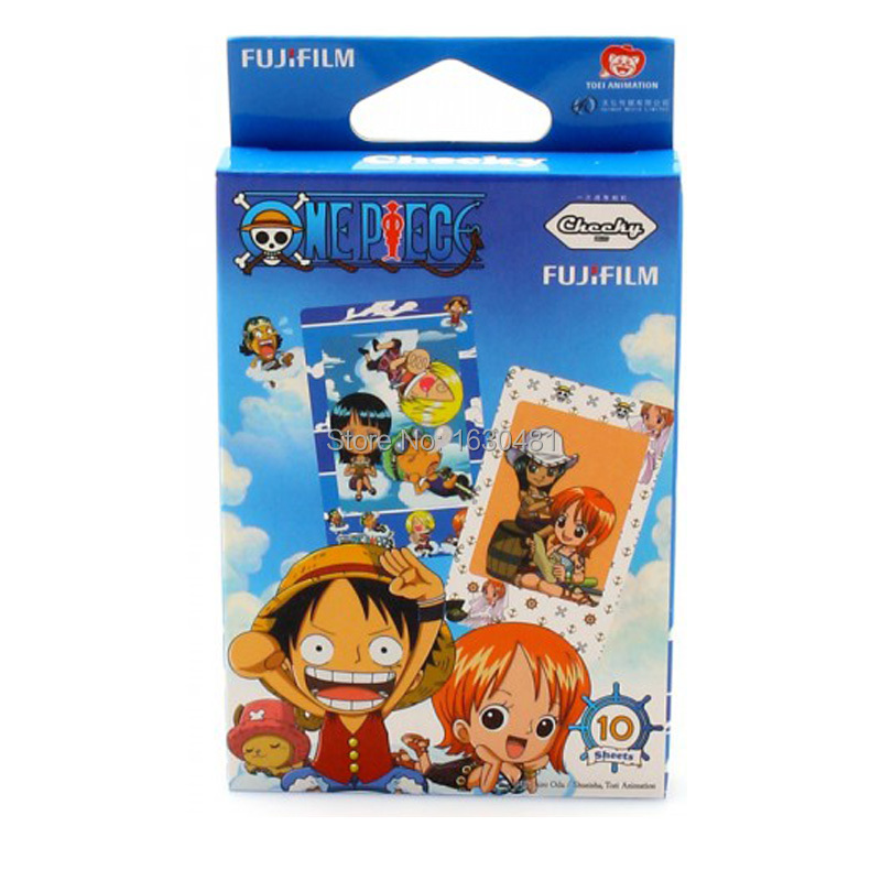 Fujifilm Instax Sticker Film Checky 10 sheet One Piece Skin Sticker Film for Fuji 90 8 7s 25 7 50s Camera SP-1(Hong Kong)
