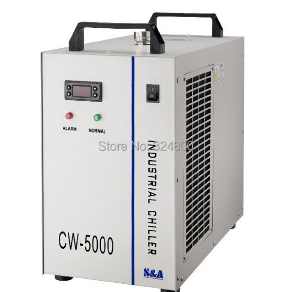 CW5000 chiller for80w-130w laser tube industry refrigeration(China (Mainland))