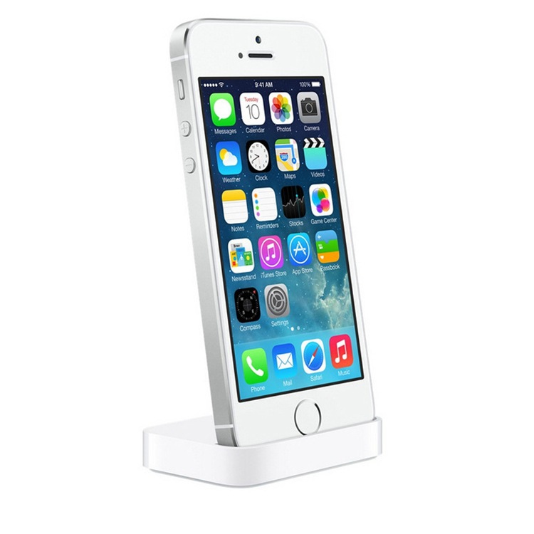 dock charger For iPhone 6 / 6 plus Stand Base Cradle Dock Charger Station Charging Output Sync Data for iphone 6(China (Mainland))