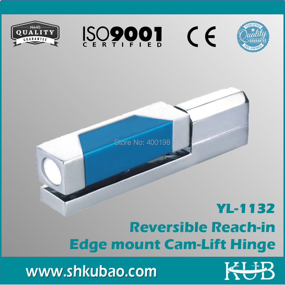 Free Shipping door hinges Silver White colour Cam-Lift Hinge YL-1132 cold room hinges for heavy doors(China (Mainland))