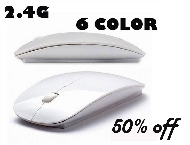 Digital Boy new arrivr 2.4G wireless Wifi mouse and mice 10M working distance ,super slim mouse For PC Laptop Drop Shipping(China (Mainland))