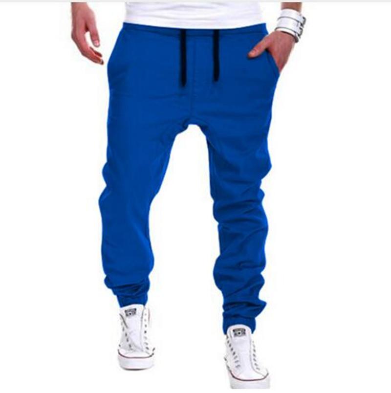 Mens Joggers Male Trousers Men Pants Mallas Hombre Running Elastic Cross Pants Jogging Sweatpants Jogger khaki Pantalones XXXL