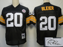 ALL Style Signature ! New arrival,Pittsburgh Steelers #32 Franco Harris Ben Roethlisberger Terry Bradshaw wallace Le'Veon Bell()
