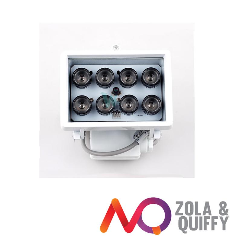 8 LED 263 Feet Night vision IR Infrared Illuminator Lamp Fr CCTV Camera Security(China (Mainland))
