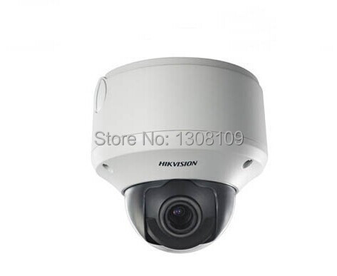 DS-2CD7283F-EZH Original HIKVISION English Version 5MP Outdoor Network Camera Day / night auto switch Vandal-proof housing(China (Mainland))
