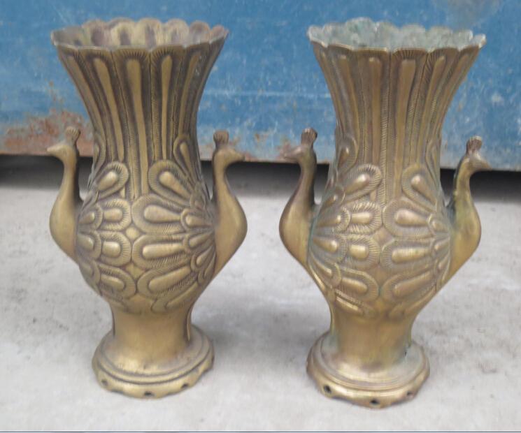 online kaufen gro handel antike metall vase aus china antike metall vase gro h ndler. Black Bedroom Furniture Sets. Home Design Ideas