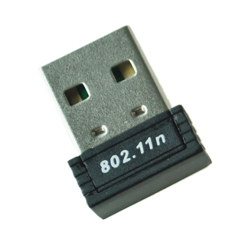 CAA Hot Mini 150M USB2.0 WiFi Wireless LAN 802.11 n/g/b Adapter(China (Mainland))
