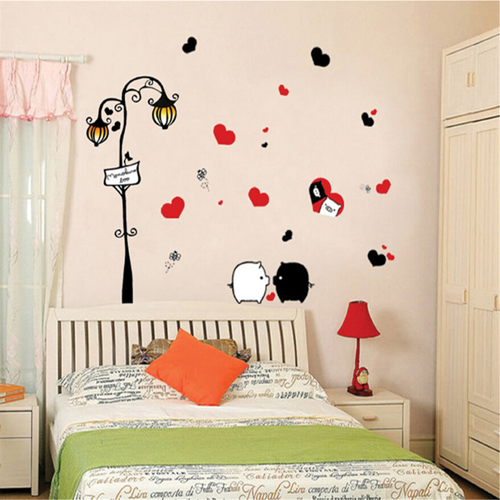 Piglets Vinyl Wall Stickers For Kids Rooms Children Home