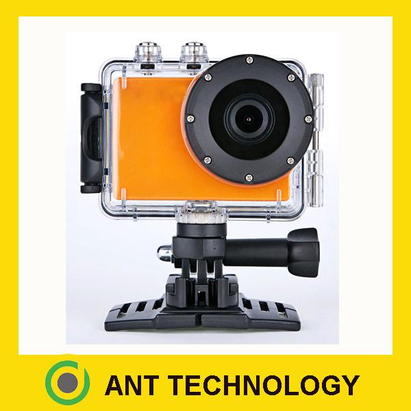 WIFI wireless waterproof HD 1080P sports action video underwater emerson helmet camera(China (Mainland))