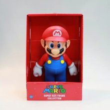 Buy 23cm plush mario brother game Luigi yoshi one piece figure action toy PVC Super mario bros 7 model kids collection for $16.90 in AliExpress store