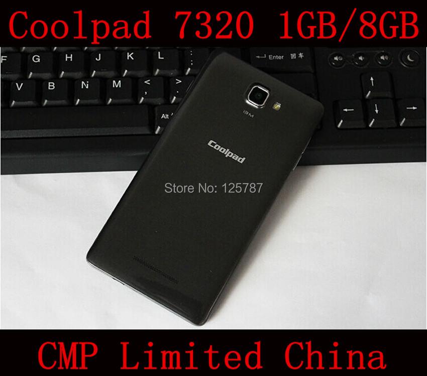 "Original Coolpad 7320 MTK6592 Octa Core WCDMA Mobile Phone 1.7G 5.5"" HD 1280X720 1G RAM+8GB ROM 13.0MP Camera Russian Language(China (Mainland))"