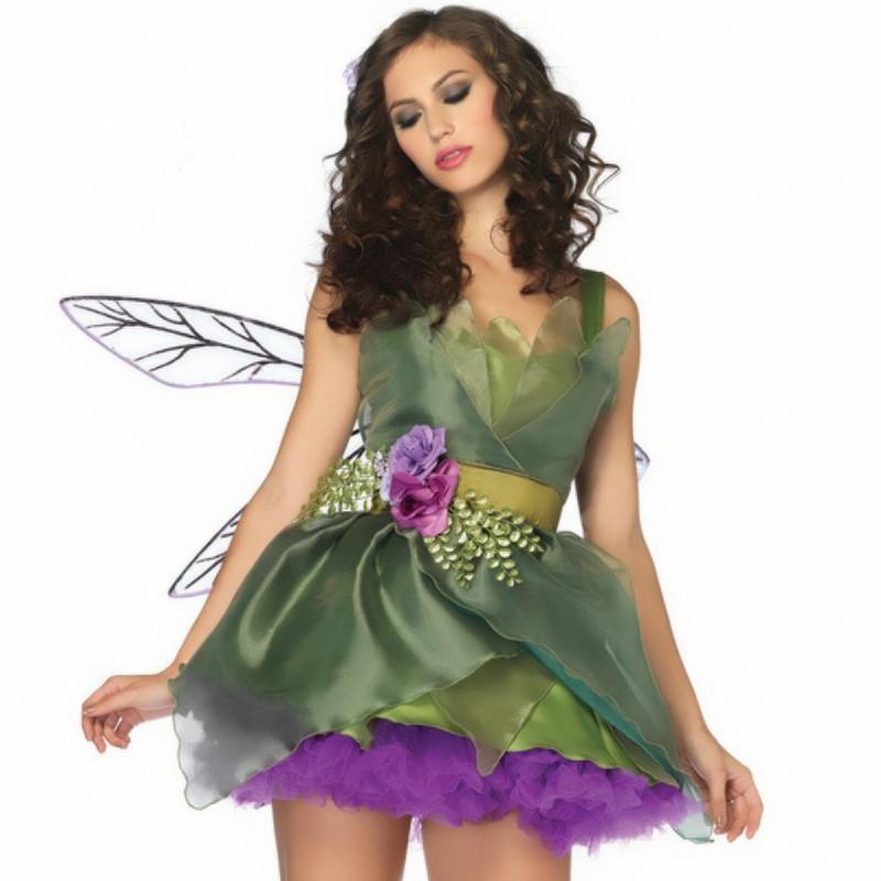 Карнавальный костюм для девушек своими руками