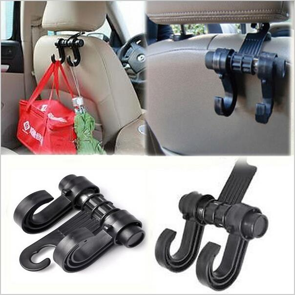 car hanger auto bags organizer coat hook accessories holder clothes hanging holder seat b2022. Black Bedroom Furniture Sets. Home Design Ideas