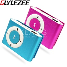 Portable Metal Clip MP3 Player with 8 Candy Colors No font b Memory b font font