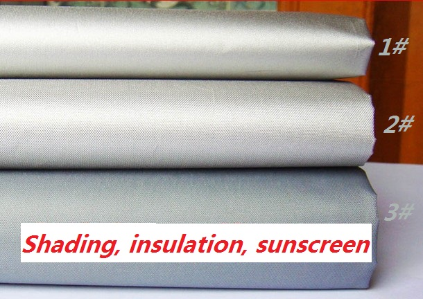 free shipping 1# Thickening entire shade cloth blackout curtains living room bedroom balcony sun shade cloth insulation(China (Mainland))