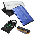 USB 2 0 Standard 2 5 44 Pin IDE HD Hard Disk Drive HDD External Case
