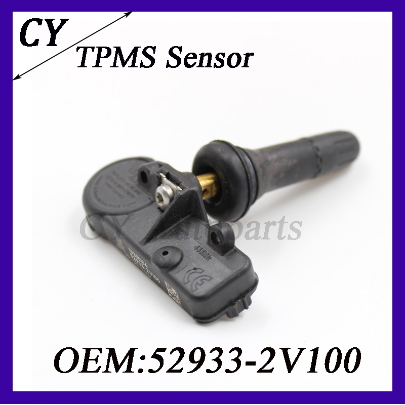 Wholesale Tire Pressure Monitor Sensor 52933-2V100 For Hyundai Veloster 433.92MHZ(China (Mainland))