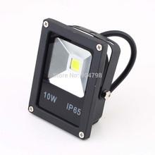 Free Shipping 1pcs 10W LED Floodlight Wash Light Garden Lamp Outdoor 1000lm 85-265V YKS(China (Mainland))