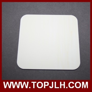 sublimation square cup coaster