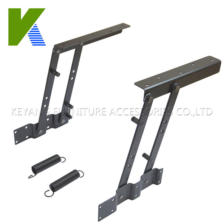 Space-Saving Design Folding Table Lift Mechanism Furniture Frame KYD004(China (Mainland))