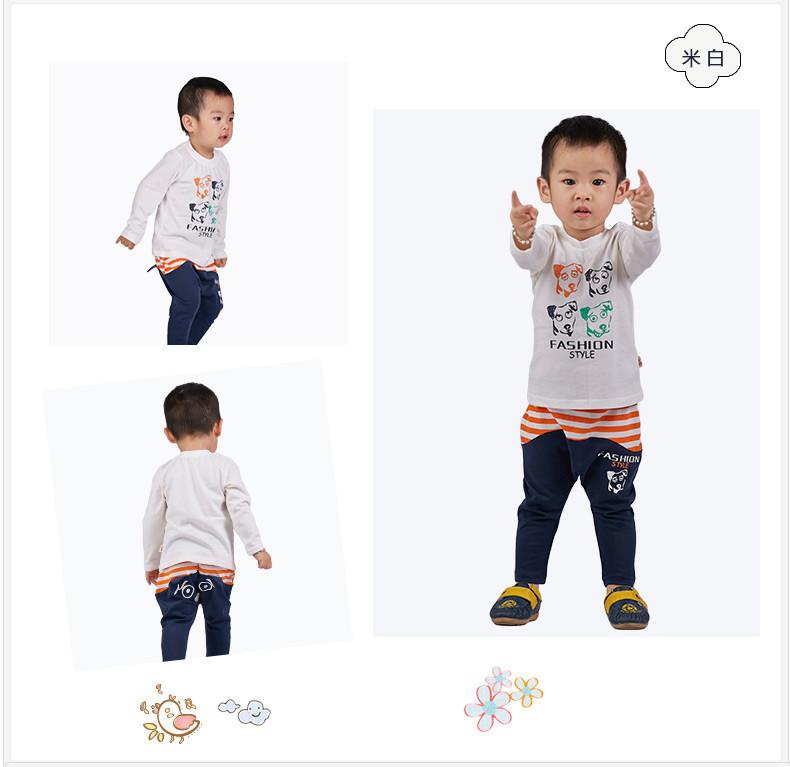 Скидки на Мальчиков спортивный костюм 100% хлопок костюм для babys одежды на открытом воздухе костюмы мальчики костюм cuet детская одежда набор