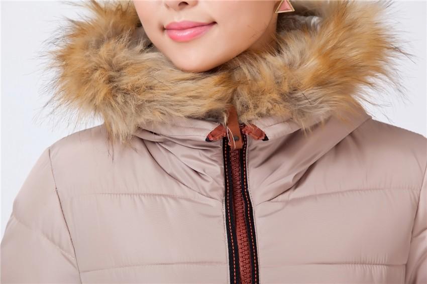 Женские пуховики, Куртки  B7