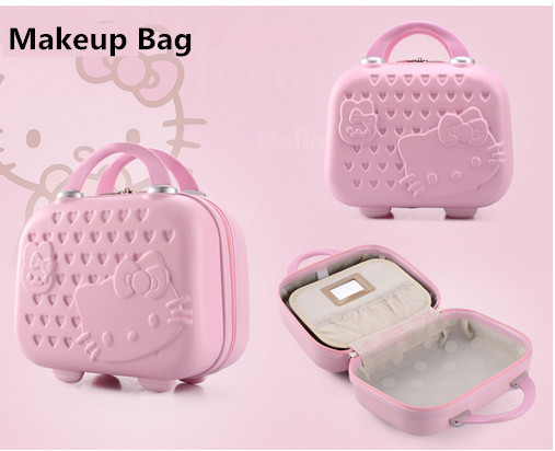 Travel Suitcase,makeup Bag