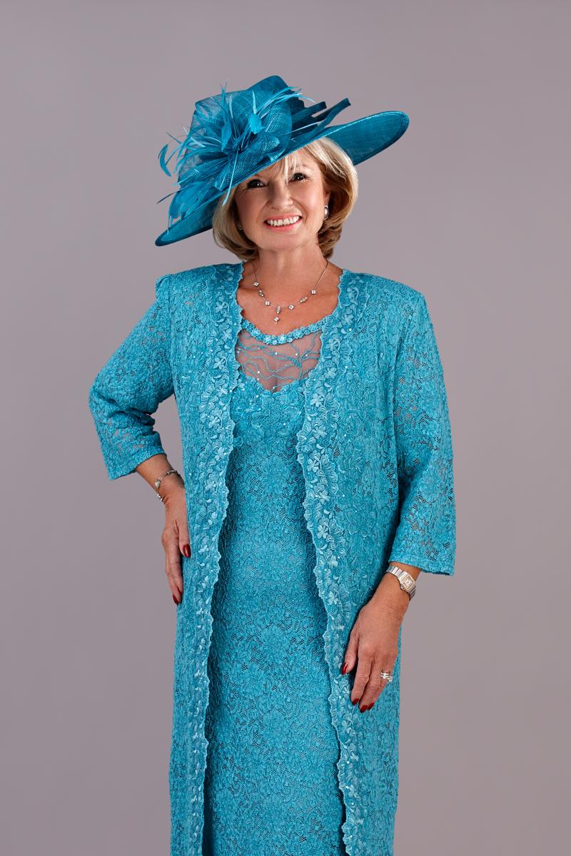 tea length plus size mother of the bride dresses | Dress images