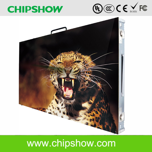 Chipshow P2.9 indoor full color hd rental led display video wall screen manufacture(China (Mainland))