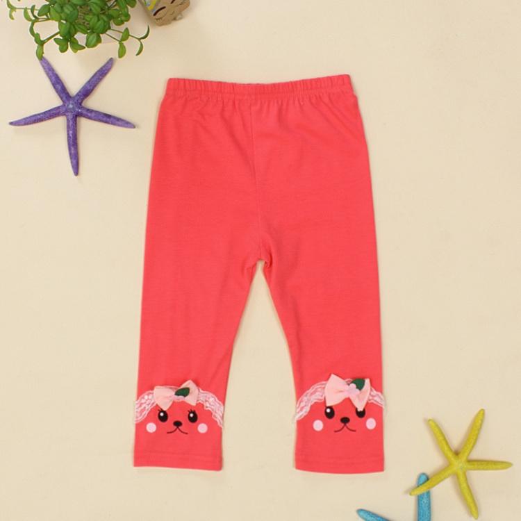 Retail Female Kid's Pants 2014 New Fashion All-match Clothing Good Quality Girl Children's Trousers - LISHITIANFU store