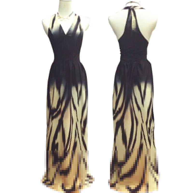 2015 Summer Style Womens Party Long Dresses Leopard Print Maxi Floor-Length Woman Dress Vestidos(China (Mainland))