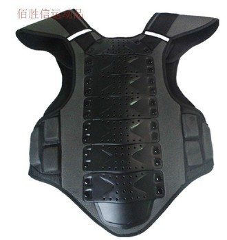 free shipping  2015 motorcycle armor clothing flanchard armor vest breast pad back support new arrival high quality
