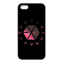 Exo Kpop Band phone cases for Iphone 4 4s 5 5s 5c 6 6plus Samsung galaxy A3 A5 A7 S3 S4 S5 Mini S6 Edeg Note 2 3 4(China (Mainland))