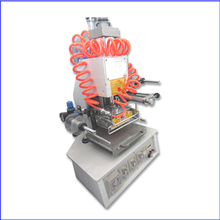 mini automatic leather hot foil stamping machine, machine hot stamping,hot stamp machine for plastic