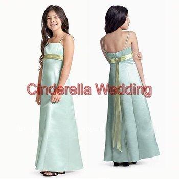 Children's dress  Flower girl dress   girl's gown & Children's DressHT01251