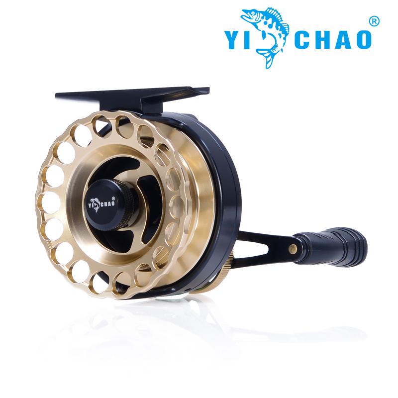 Здесь можно купить  Round fishing raft full metal round fishing raft mmd65 full metal former na wheel spinning wheel drop  Спорт и развлечения