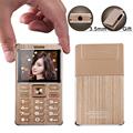 MAFAM A10 mini phone bar dual sim card mp3 bluetooth dial 3 5mm earphone jack remote