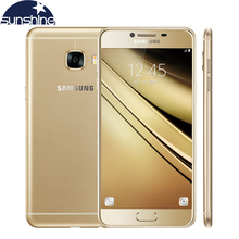 """Buy Original Samsung Galaxy C7 4G LTE Mobile Phone Octa Core 5.7"""" 16.0MP 4GB RAM 32GB/64GB ROM Dual SIM NFC Android phone for $260.03 in AliExpress store"""