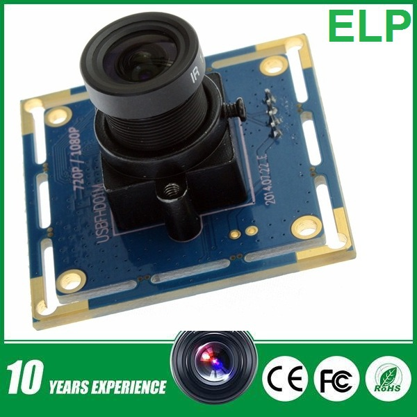 2megapixel 30/60/120fps 1920X1080P MJPEG &YUY2 usb webcam camera hd 1080p for Industrial machines ELP-USBFHD01M-L36(China (Mainland))