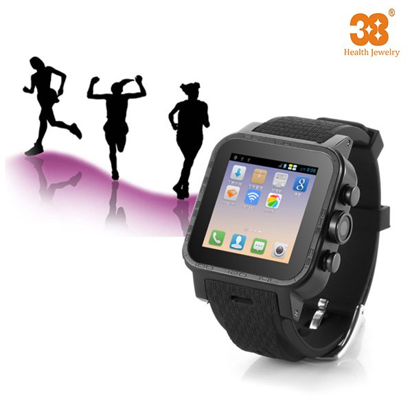 Waterproof Watch Phones Pro 1.54'' Touch Screen Smart Watch Mobile Phone with 5.0 MP Camera and SIM Card Slot + Bluetooth(China (Mainland))