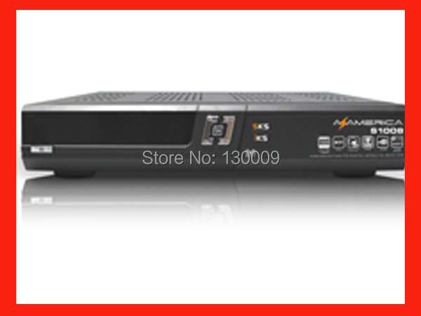 Receptor azamerica s1008 full hd digital satellite TV receptor(China (Mainland))