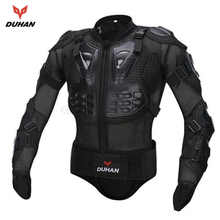 DUHAN New Brand Motorcycle Racing Armor Protector Motocross Off-Road Body Protection Jacket Clothing Protective Gear(China (Mainland))