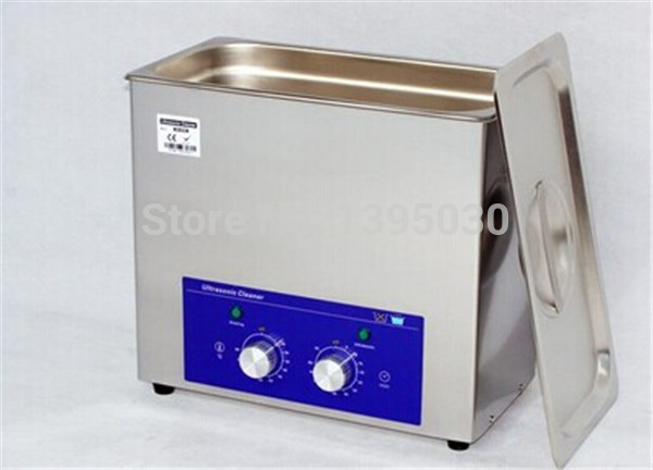 2pc/lot official authentic ultrasonic cleaning MH60 180W commercial car wash industry laboratory 6L free shipping by DHL(China (Mainland))